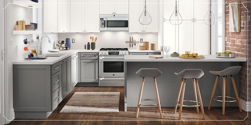 Scarborough custom kitchen cabinets